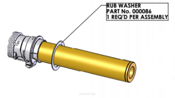 Rub Washer
