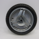 Front Wheel with Tire